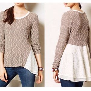 Anthropologie • Clu + Willoughby Kittery Pullover